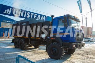 друга градежна машина UNISTEAM ППУА на метане серии UNISTEAM-M2UG УРАЛ 4320-16