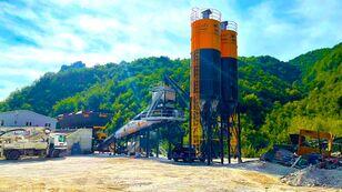 нови фабрика за бетон FABO  COMPACT-110 CONCRETE PLANT | CONVEYOR TYPE