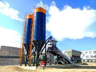 нови фабрика за бетон FABO FABOMIX COMPACT-120 CONCRETE PLANT   CONVEYOR TYPE