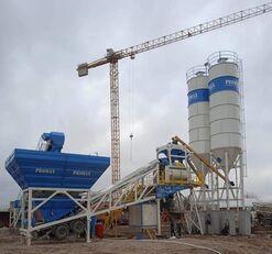 нови фабрика за бетон PROMAX Mobile Concrete Batching Plant M120-TWN (120m3/h)