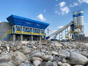 нови фабрика за бетон PROMAX Stationär Betonmischanlage  PROMAX S130-TWN (130m³/h)
