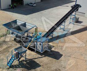 нови фабрика за бетон PROMAX Мобильный бетонный завод М35-ПЛНТ (35 м³/ч)