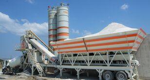 нови фабрика за бетон SEMIX MOBILE CONCRETE BATCHING PLANTS 100 S4