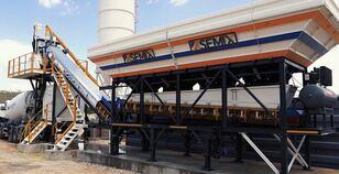 нови фабрика за бетон SEMIX  MOBILE CONCRETE BATCHING PLANTS 60m³/h