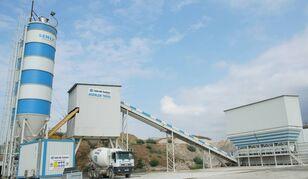 нови фабрика за бетон SEMIX  Stationary 160 STATIONARY CONCRETE BATCHING PLANTS 160m³/h