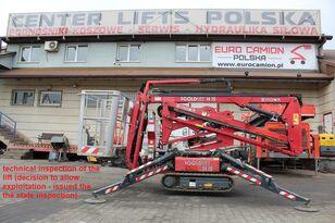 хидраулична зглобна платформа HINOWA Goldlift 1470 - 14 m oil&steel octopussy 1412, cte, teupen, omme