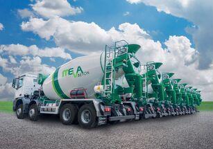 нови камион-мешалка Euromix 9 m3 на шасија BETAMIX 9  m3