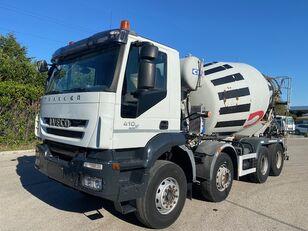камион-мешалка IVECO Trakker 410