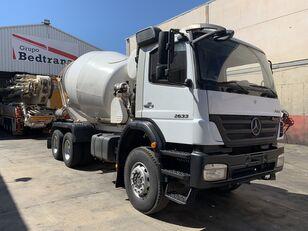 камион-мешалка Cifa  на шасија MERCEDES-BENZ axor 2633