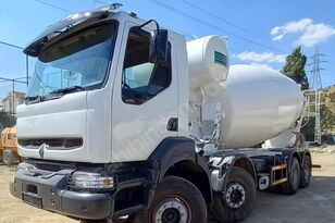 камион-мешалка RENAULT Kerax 420.40