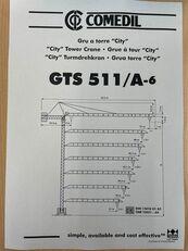 кула кран COMEDIL GTS 511