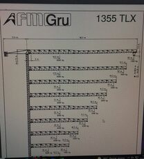 кула кран FMGru TLX 1355