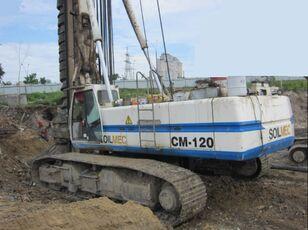 машина за дупчење SOILMEC CM 120