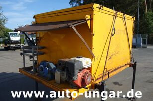 машина за полнење на шевови OLETTO 2m³ Thermo Asphalt Container Hot Box H02 wie A.T.C. / HMB