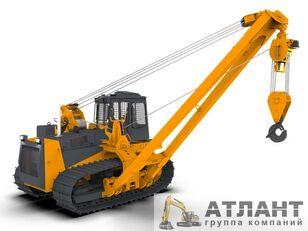 нови машина за положување цевки DST-Ural ТГ12.25