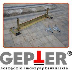 нови машина за поплочување тротоари GEPTER LTL250