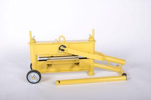 машина за поплочување тротоари OPTIMAS Stein- und Plattenspalter 430 - 2 Spindel