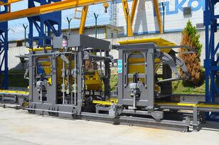 нови машина за производство на бетонски блокови ELKON ELKOBLOCK-36S FULLY AUTOMATIC SINGLE LAYER Concrete Block Machin