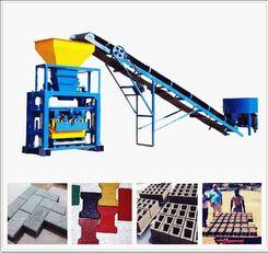 нови машина за производство на бетонски блокови ITK CHINA 10000