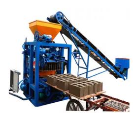 нови машина за производство на бетонски блокови SINOWAY QT4-24