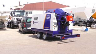 нови машина за рециклирање на асфалт FRUMECAR Asphalt Recycler 500