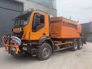 нови машина за рециклирање на асфалт Strassmayr STP PATCHER