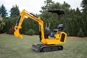 нови мини багер BERGER KRAUS BK800B Nowa minikoparka Mini excavator