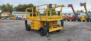 ножична платформа HAULOTTE H12SX - 12m, 4x4, diesel