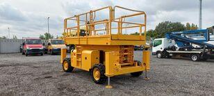 ножична платформа HAULOTTE H15SX - 15m, 4x4, diesel