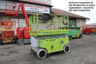 ножична платформа ITECO IT 12151 - 14 m (Skyjack, jlg 4069 LE, genie 4069 DC, Haulotte C