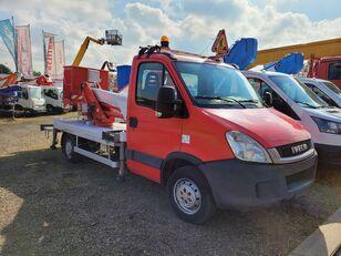возило со дигалка со корпа IVECO Daily 17 m Multitel MX170