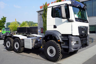 дизалица MAN TGS 33.510 6x6 BB CH / EURO 6D / FACTORY NEW / NEW MODEL