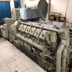дизел генератор MWM 1000 kVA