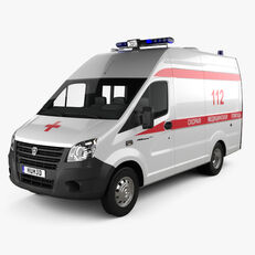 ново амбулантно возило GAZ B TYPE GAZelle NEXT AMBULANCE WİTH FULL EQUİPMENT