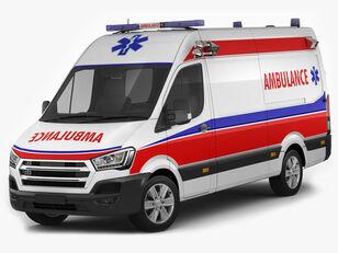ново амбулантно возило HYUNDAI H 350