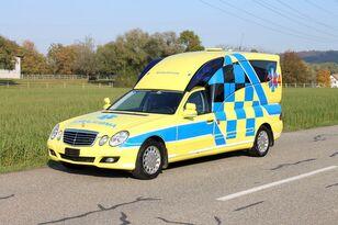 амбулантно возило MERCEDES-BENZ E280 hochlang BINZ