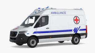 амбулантно возило MERCEDES-BENZ SPRİNTER AMBULANCE A TYPE