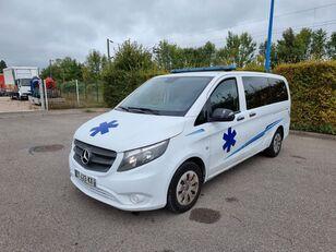 амбулантно возило MERCEDES-BENZ VITO 163 CV - 2018 - 204 000 KM - AUTOMATIC