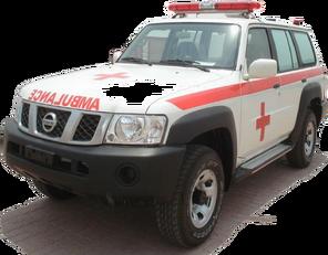 ново амбулантно возило NISSAN Patrol 4.0 XE AT