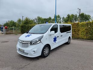 амбулантно возило OPEL VIVARO L2H1 - 140 CV - 163 000 KM - 2017 - LES DAUPHINS