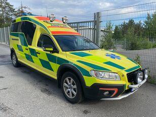 амбулантно возило VOLVO Nilsson XC70 D5 AWD - AMBULANCE/Krankenwagen/Ambulanssi