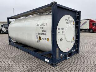 резервоар-контејнер од 30 стапки TRENCOR 30m3
